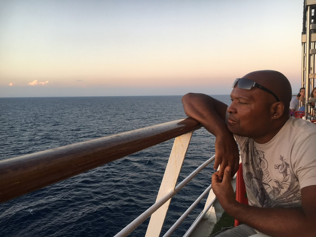 Motion sickness on a cruise?